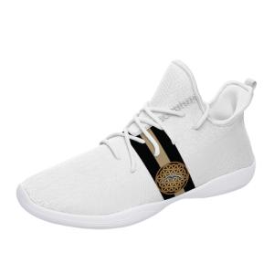 White 99 Stripe Sneakers