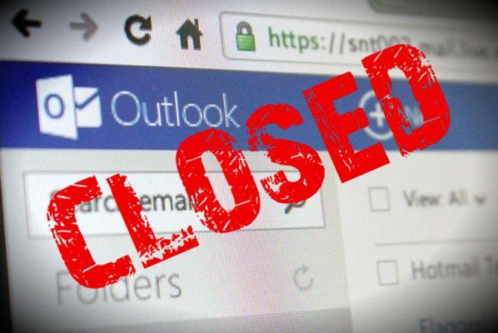 Come Microsoft mi ha chiuso l'email di Outlook senza dirmi il perché