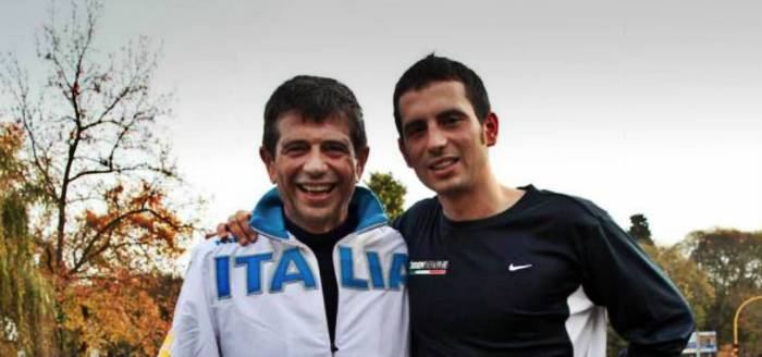Maurizio Lupi e il figlio Luca