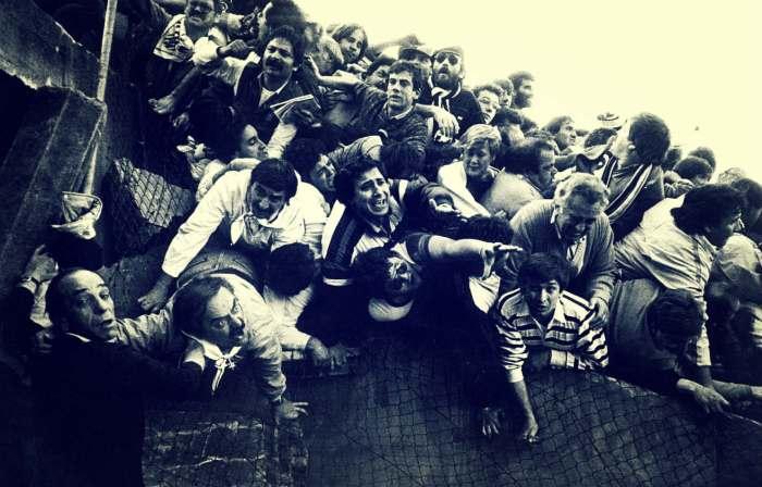 La strage allo stadio Heysel di Bruxelles del 29 maggio 1985