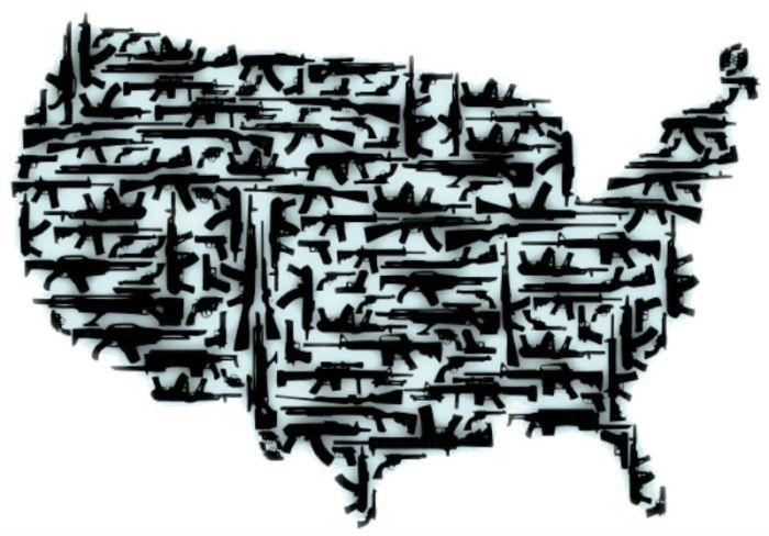 United states of guns
