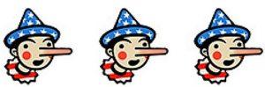 I tre Pinocchi rifilati dal Washington Post a Bernie Sanders