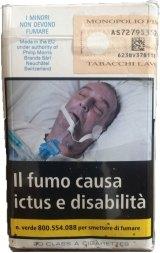 La foto pubblicata sui pacchetti di sigarette già rivendicata almeno quattro volte
