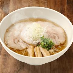 チャーシュー鹽(しお)らぁ麺