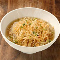 ネギ鹽(しお)らぁ麺