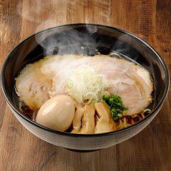 煮玉子チャーシュー醤油らぁ麺