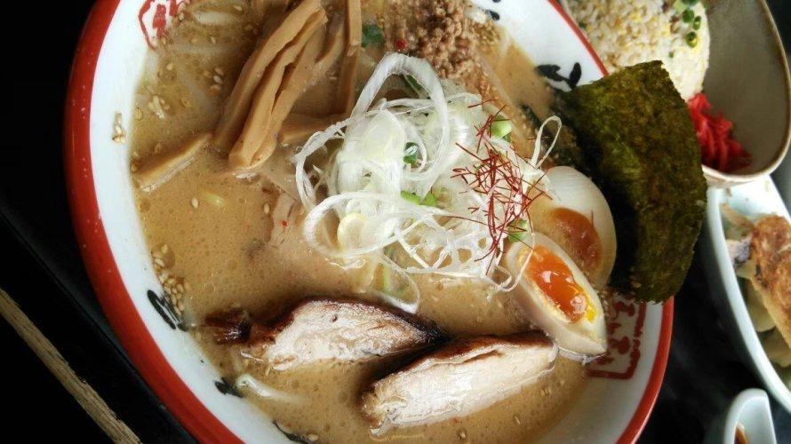 函館麺や 一文字 函館本店