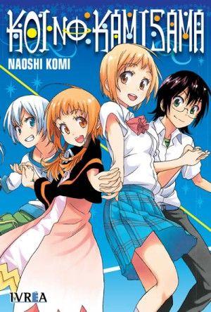 Resultado de imagen para Koi no Kami-sama