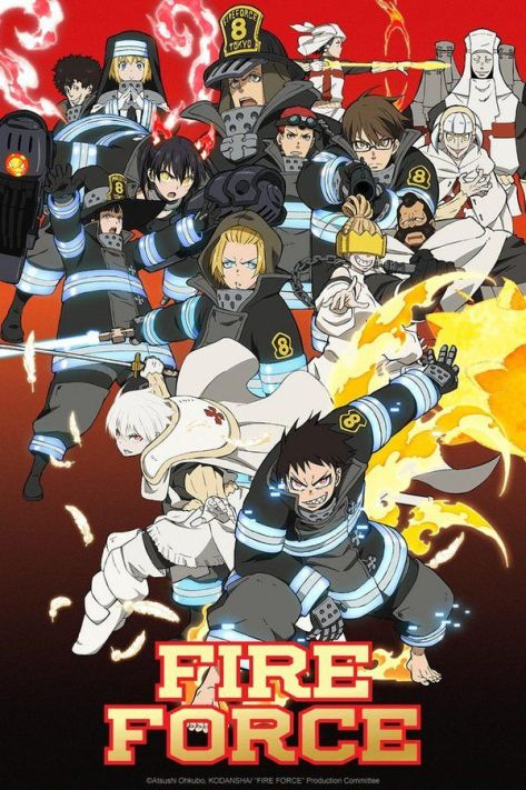 Los episodios 23 y 24 de Fire Force se estrenarán el 27 de ...