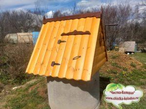 Домики для колодцев  в Раменском районе и Раменское