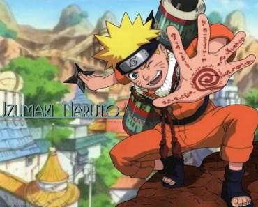 Naruto wallpaper minimal