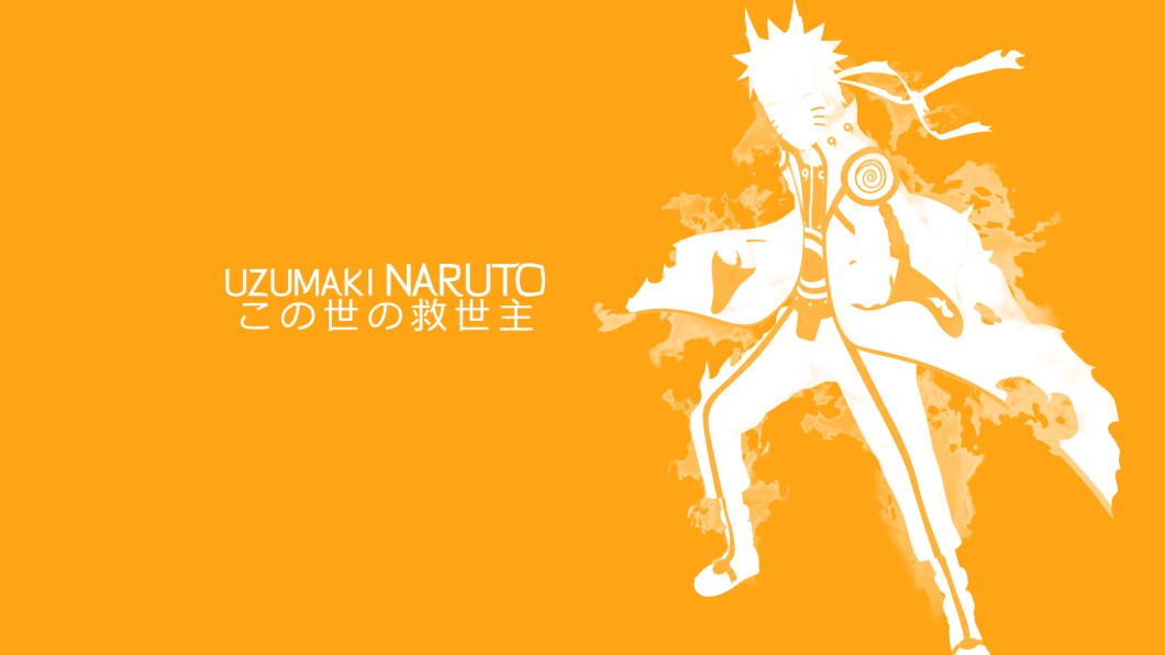 10 Minimal Naruto Wallpapers to bring your smartphone to ...