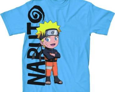 make naruto t shirt