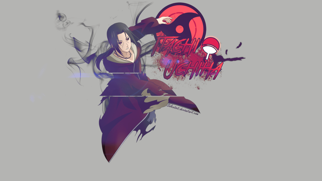 10 badass itachi uchiha wallpapers for android and iphone