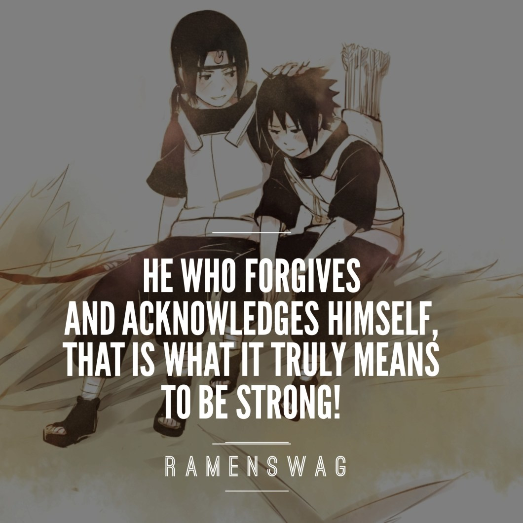 itachi quotes to sasuke