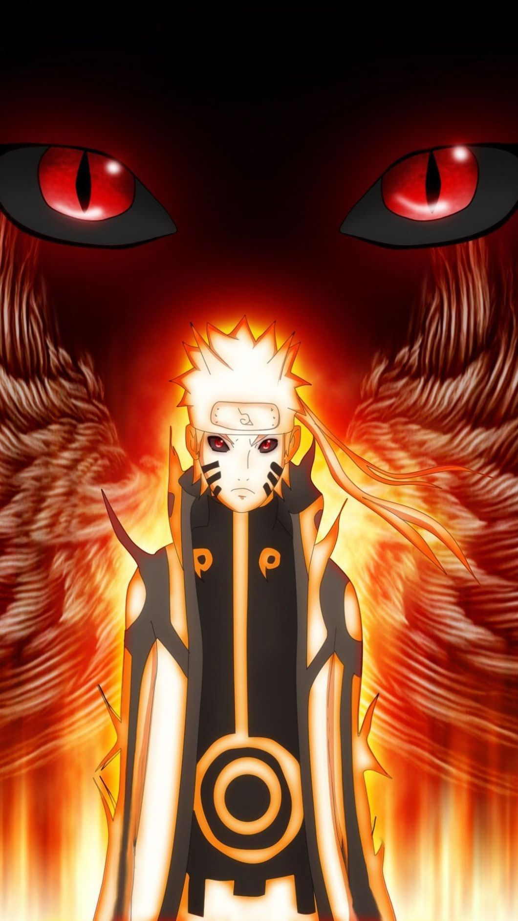Naruto Iphone Hd Wallpaper