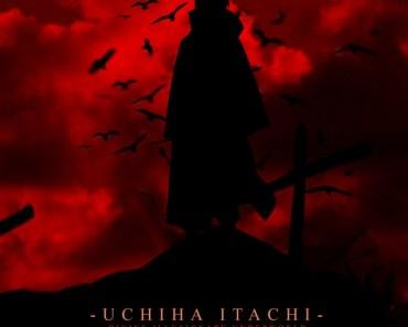 itachi uchiha wallpaper 4k