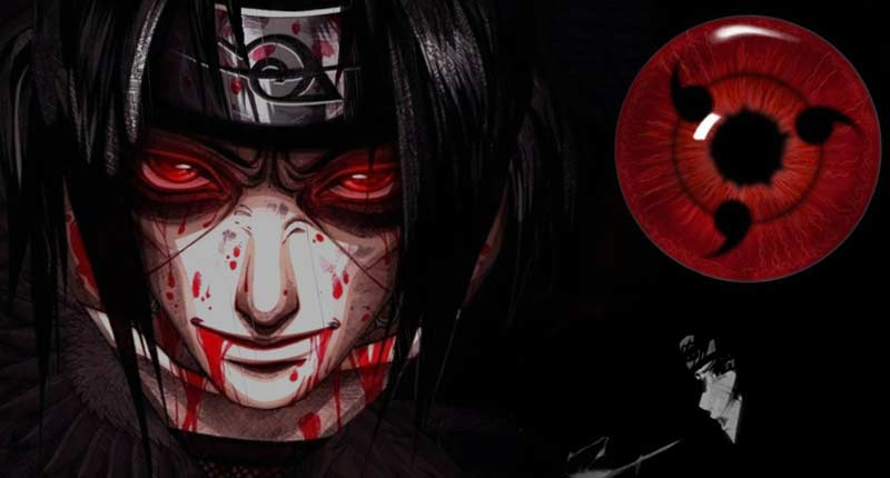 Uchiha Eyes Wallpaper 60 Images: 10 Best Itachi Wallpapers For DP Purposes!