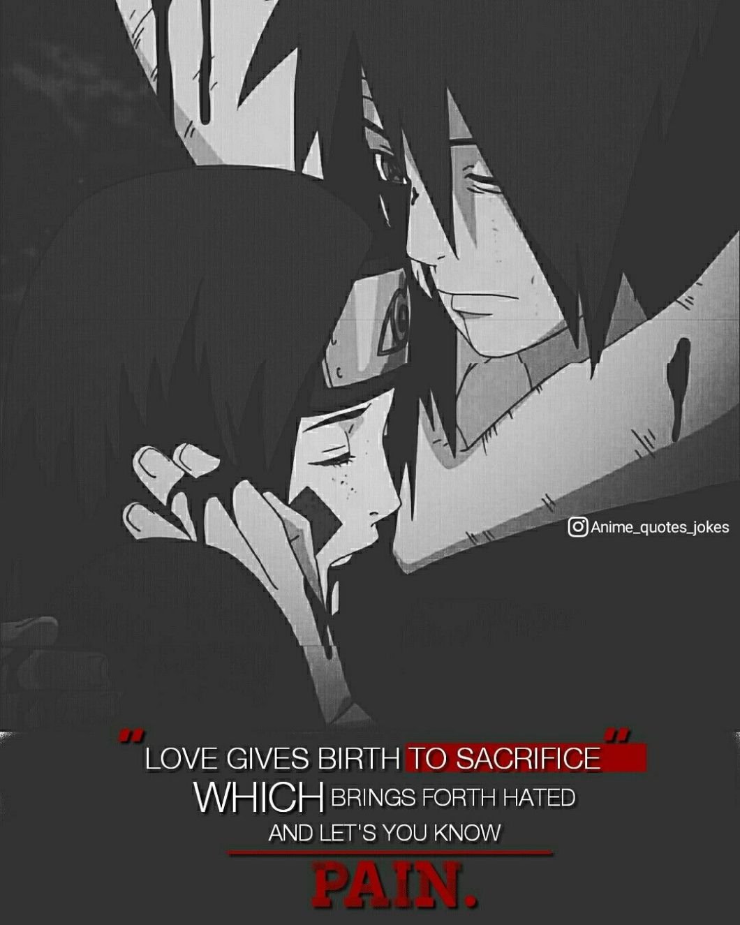obito uchiha quotes