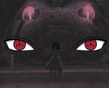 Sasuke wallpaper 4k
