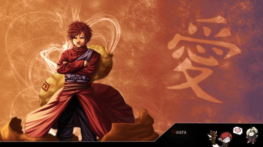 4k Gaara Wallpapers For Iphone Android And Desktop Page 6 Of 7 The Ramenswag