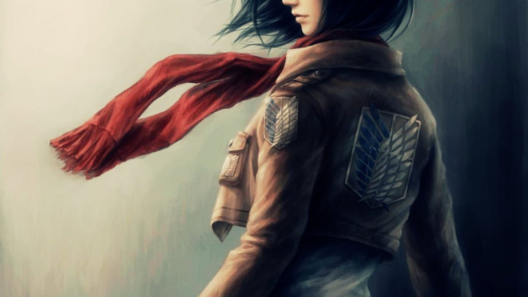 Mikasa Ackerman Wallpaper 1080x1920 The Ramenswag