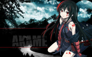 akame murasame wallpaper