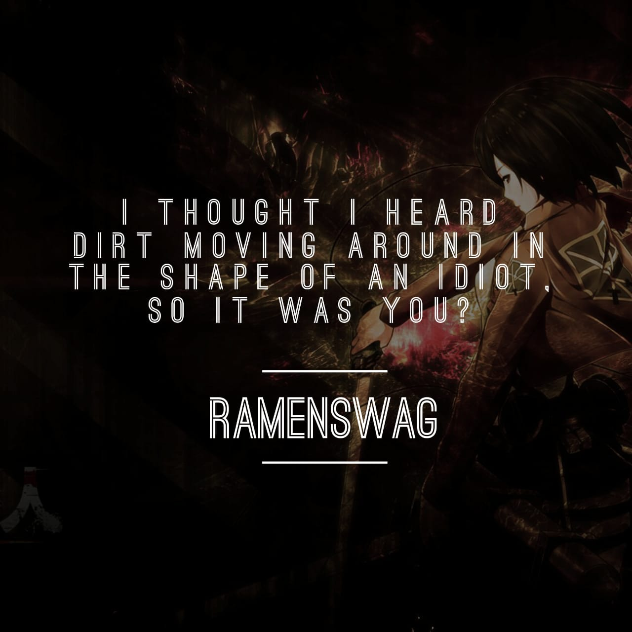 11 Attack On Titan Quotes Wallpaper To Kickstart Your Day The Ramenswag