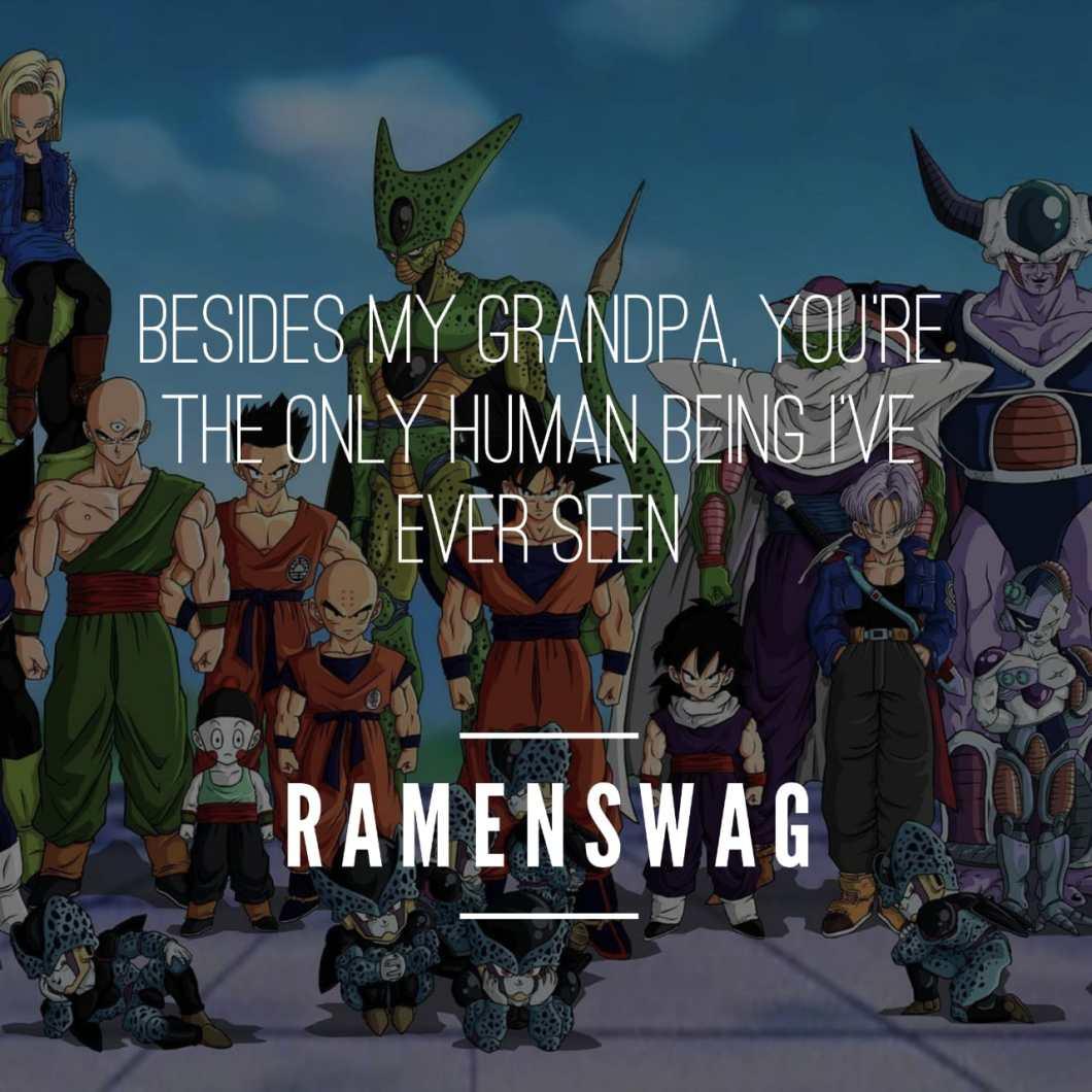dragon ball quotes goku