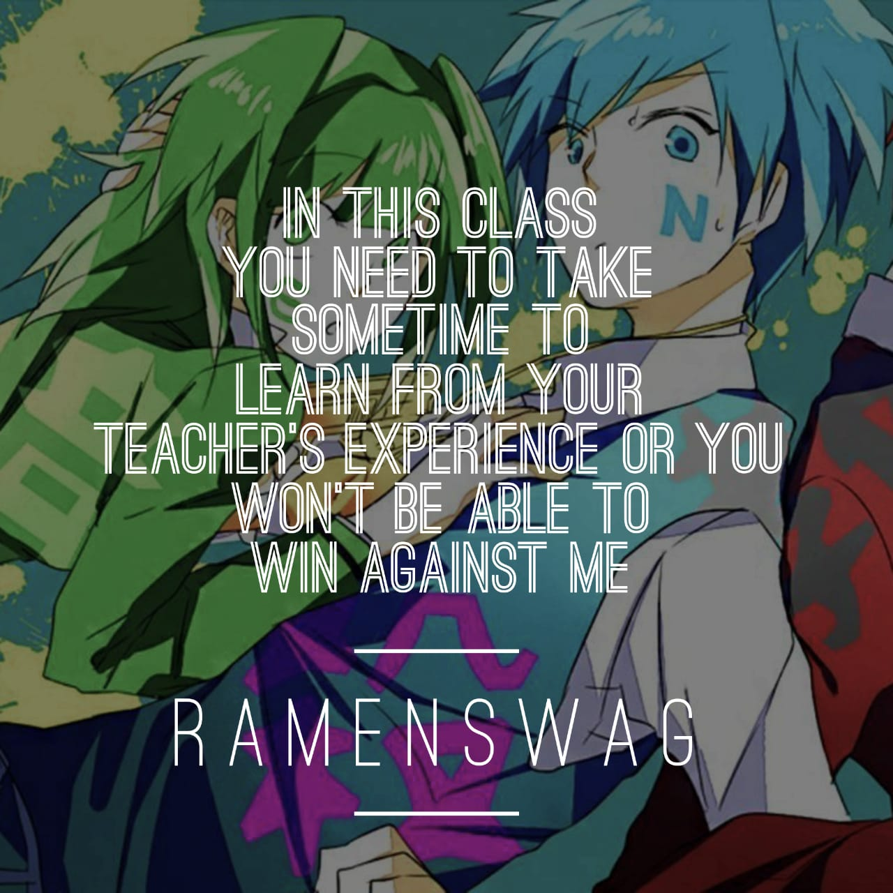 assassination classroom quotes to kickstart your day page