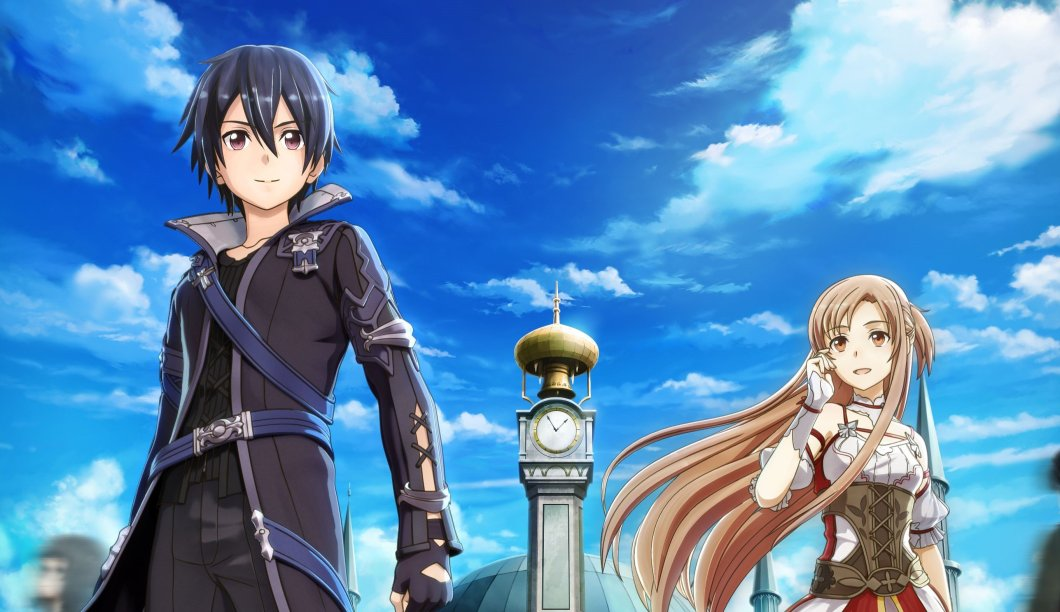 sword art online wallpaper 4k