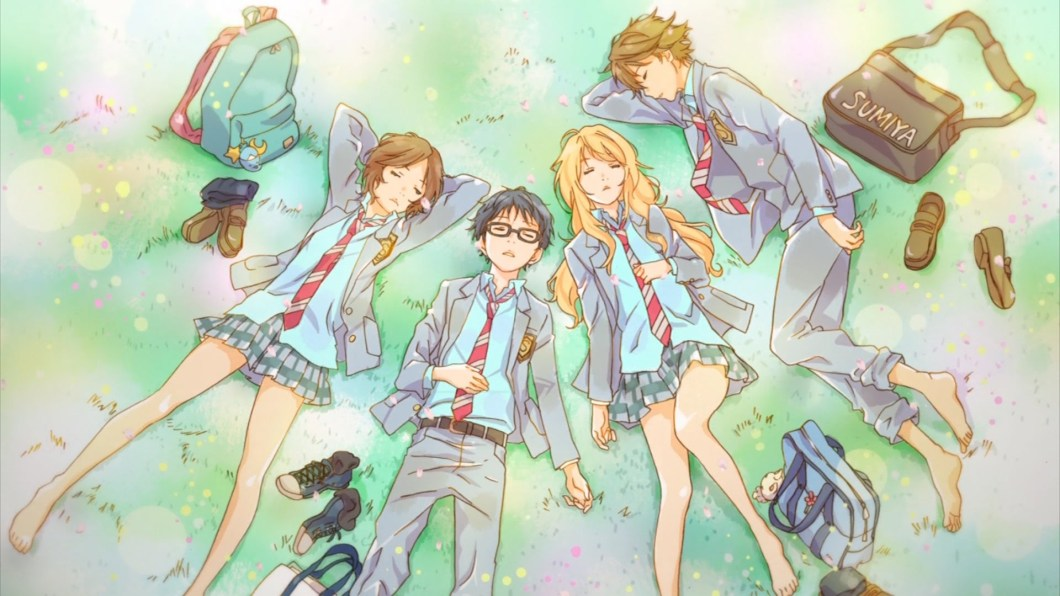 21 Your Lie In April Wallpapers Iphone Android And Desktop The