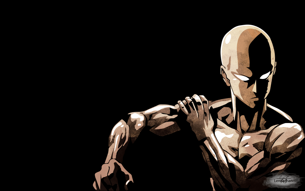 4k One Punch Man Wallpapers Iphone Android And Desktop The Ramenswag