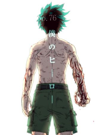 izuku midoriya wallpaper
