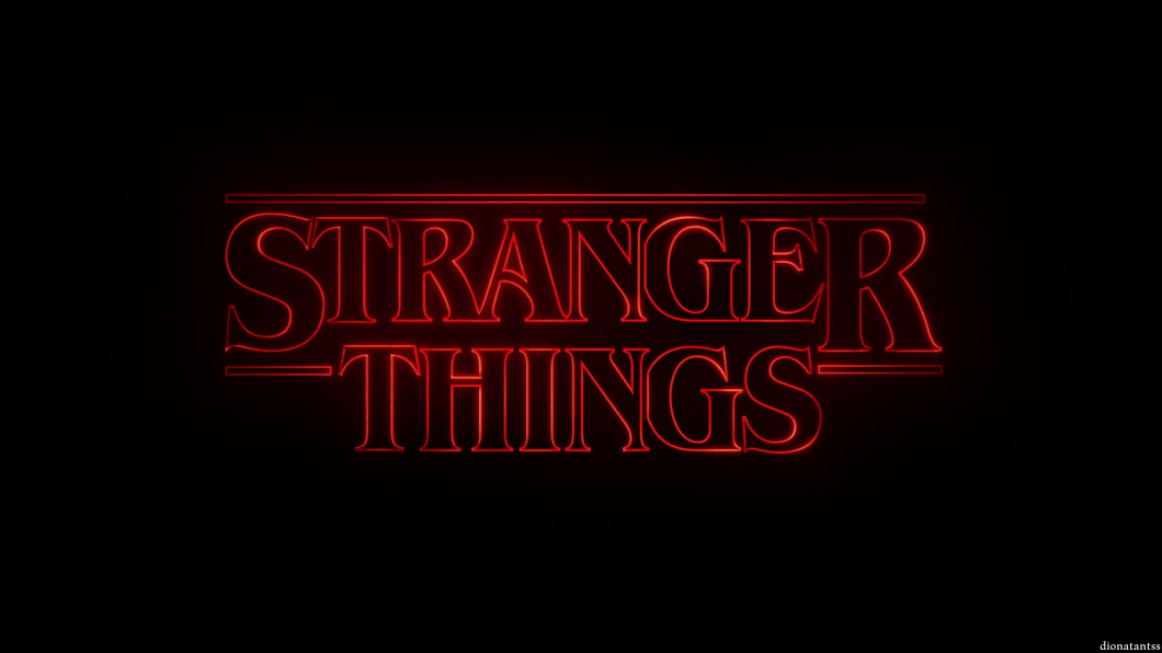 stranger things wallpaper 4k