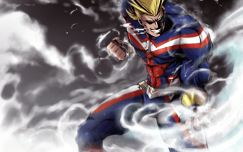 all might wallpaper