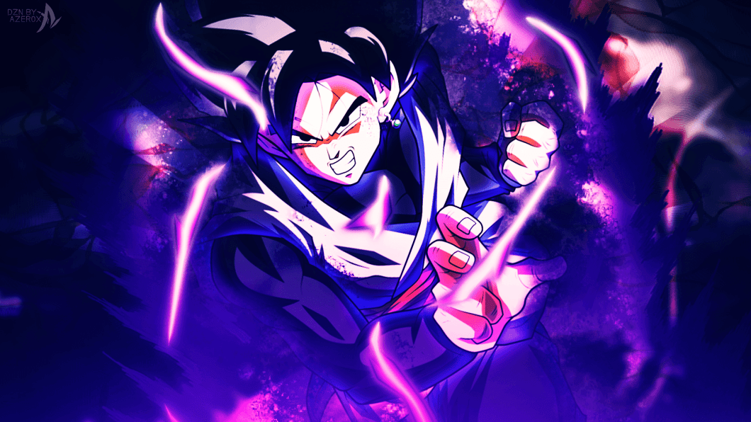 11 Black Goku Wallpaper 4k For Iphone Android And Desktop The Ramenswag