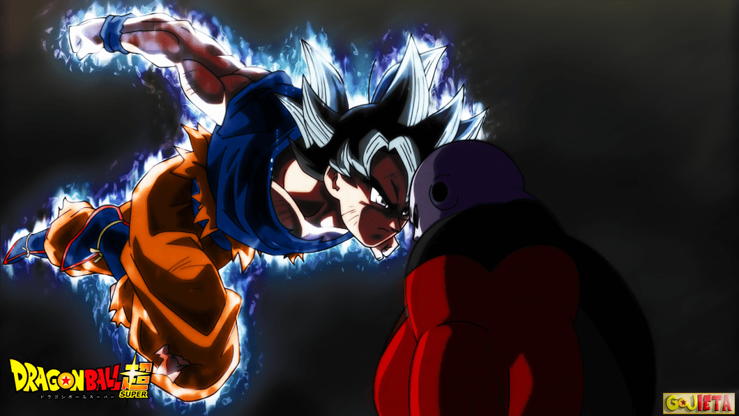 Ultra Instinct Goku Wallpaper 4K