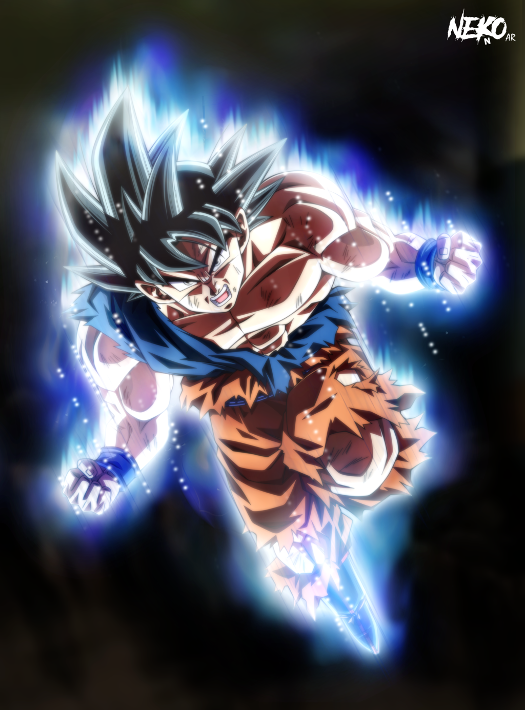 11 Ultra Instinct Goku Wallpaper 4k Download Page 3 Of 3 The