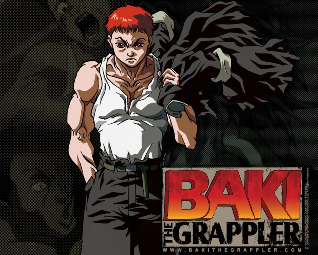 baki wallpaper