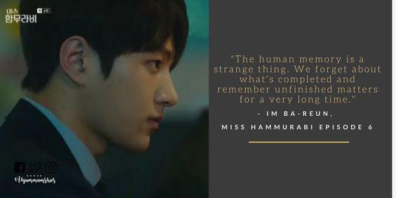 Miss Hammurabi Quotes