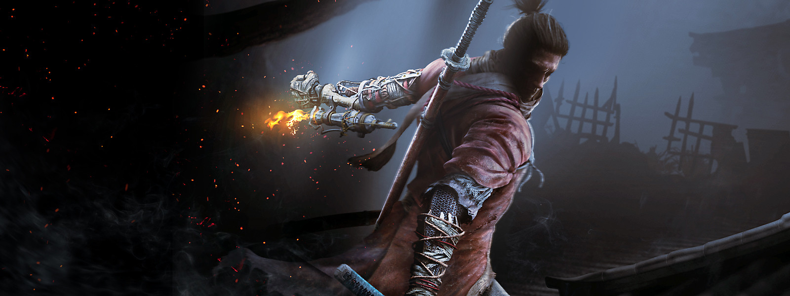 Sekiro Shadows Die Twice Wallpaper 4k Iphone Android And Desktop