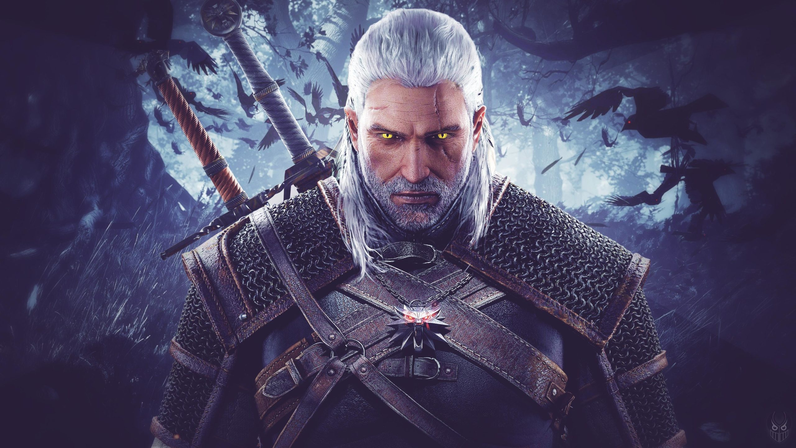 4k Witcher Wallpapers Desktop Android And Iphone The Ramenswag
