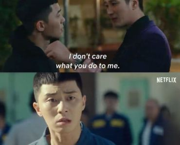 itaewon class quotes