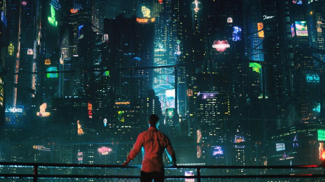 4K Altered Carbon Wallpapers