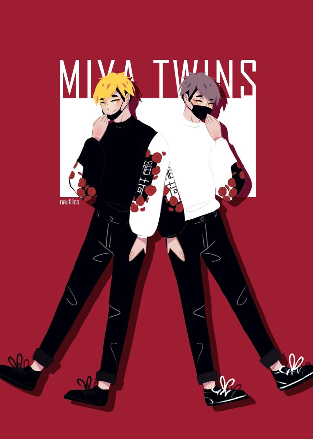 Miya Twins wallpaper