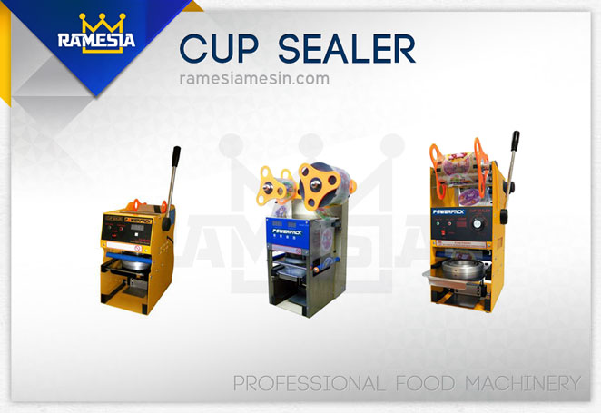 Mesin Cup Sealer