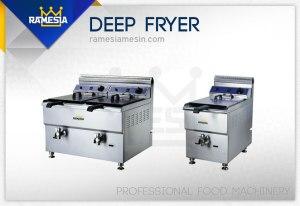Gas Deep Fryer Murah