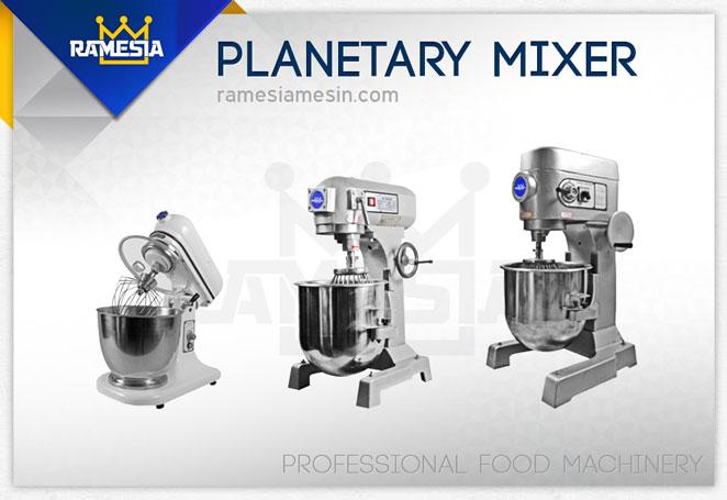 Planetary Mixer Roti