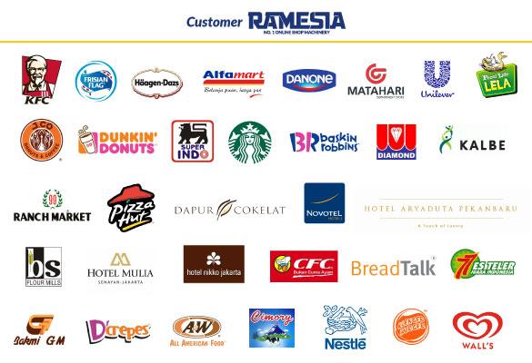 Customer Ramesia